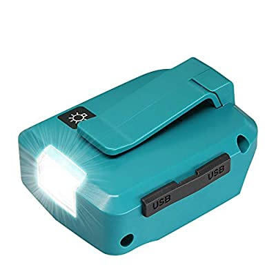 DC18RC 14.4V 18V Lithium-Ion Rapid Optimum Replacement Charger for Makita