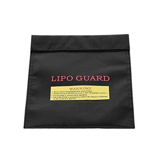 Appearanice Bolsas de protección de batería RC Lipo Li-Po Bolsa de Carga Protectora 300 x 230 mm Seguridad