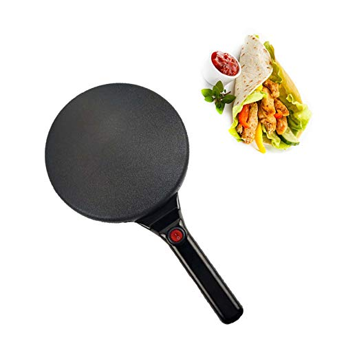 Elektrische crêpe Pizza Pancake Pan Non-stick Griddle Baking Maker van de tortilla Keuken Koken Gereedschap