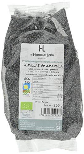 Horno de Leña - Semillas de Amapola, Eco, 250 g