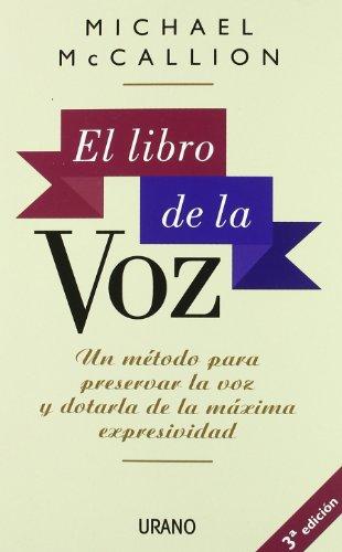 El libro de la voz (Crecimiento personal)