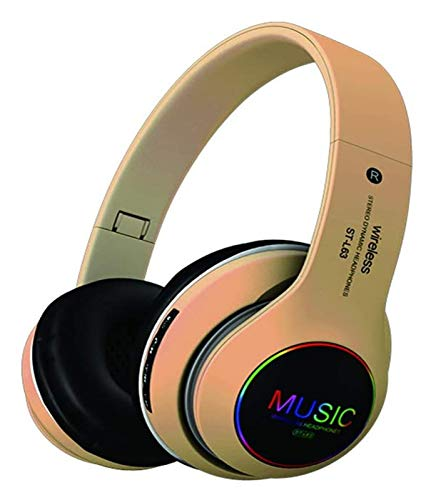 Auriculares de juego con cable, conector de audio de 3,5 mm, con auriculares de micrófono, con micrófono de aislamiento de ruido, para PC, MAC, Xbox One, PS4, Nintendo Switch, Negro auriculares blueto