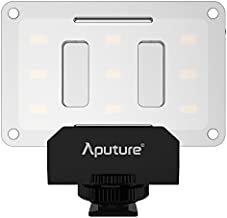 Aputure AL-M9 Amaran LED Mini Light on Camera Video Light, Black