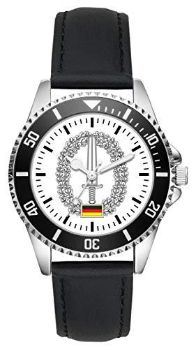 Soldat Geschenk Artikel Bundeswehr KSK Uhr L-1212