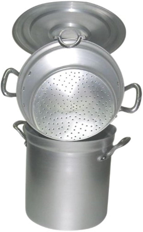 (33 L)  Cao Camping Couscous Steamer Pot  2 pcs