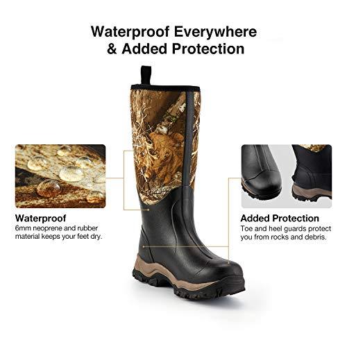 TideWe Hunting Boots