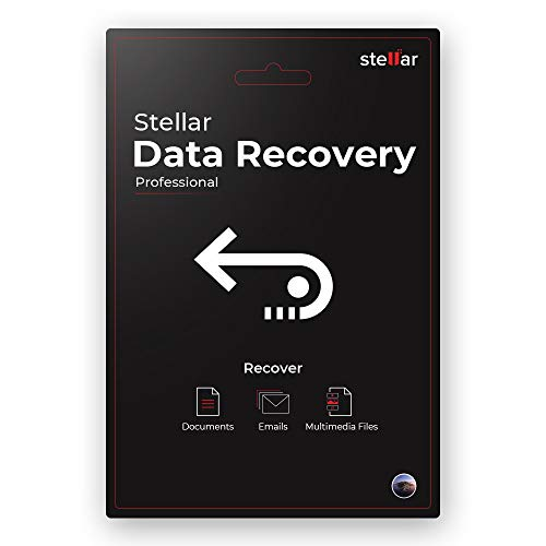 Stellar Data Recovery Software Mac Professional