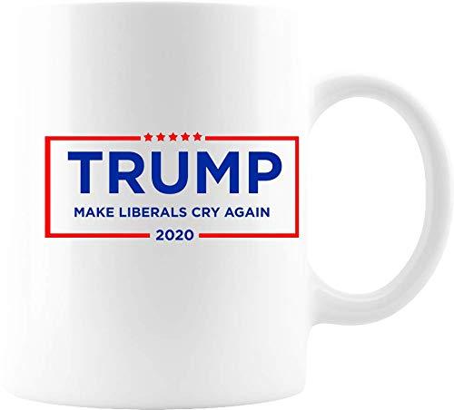 Trump Make Liberals Cry Again Mug Elect Donald Trump Republican Supporters