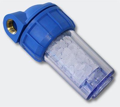 NW-SHW2 Siliphos Vorfilter 180 g Siliphos-Kartusche Spül- und Waschmaschinenfilter Cross Flow