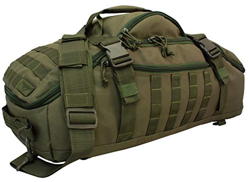 9005380 Red Rock Gear Traveler Duffle Bag Olive Drab , 29 x 13 x 12 inches