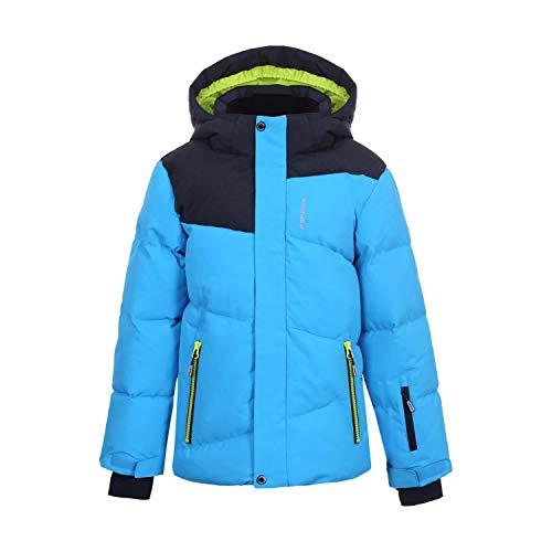 Icepeak Jungen Skijacke Linton Jr 50037 Turquoise 164