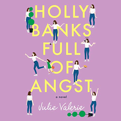 Holly Banks Full of Angst cover art