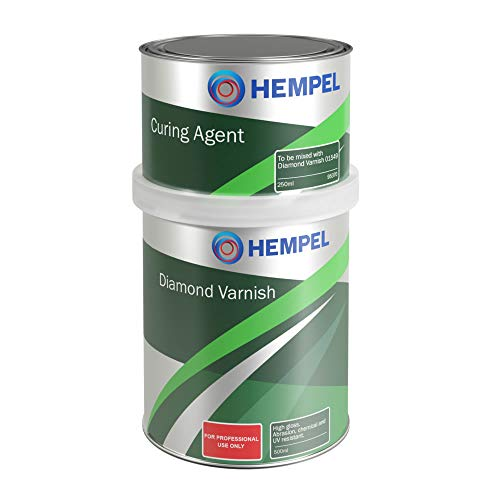 DIAMOND VARNISH - Barniz Hempel 750ML