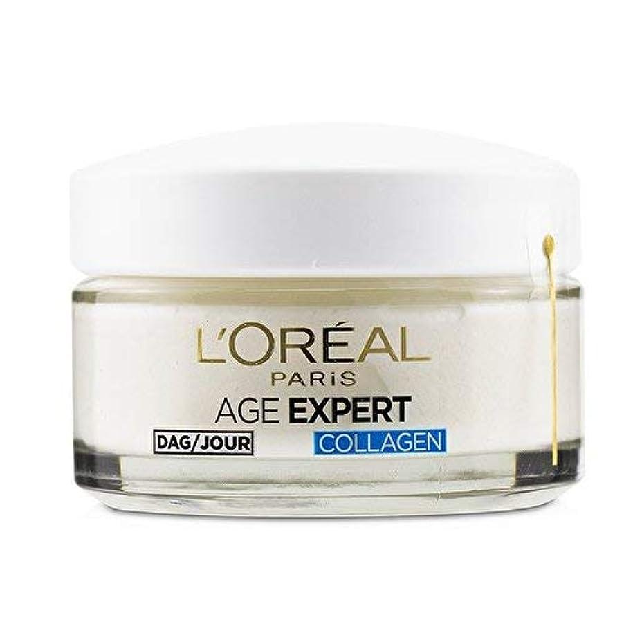 銀ロールラッカスロレアル Age Expert 35+ Collagen Anti-Wrinkle Hydrating Day Cream 50ml/1.7oz並行輸入品