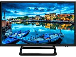 Smart Tech SMT24P28SA10UxSmart TV 24 Pollici (1366x786 Pixels) HD Ready, Wifi, HDMI (Elettronica)