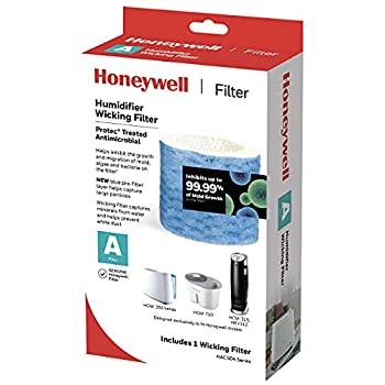 """Honeywell Home Humidifier Filter Replacement Wicking Filter """"A,"""" Pack of 1 HAC504"""