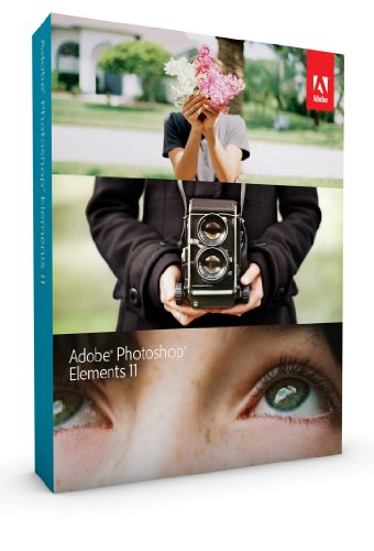 Adobe Photoshop Elements 11 [import allemand]