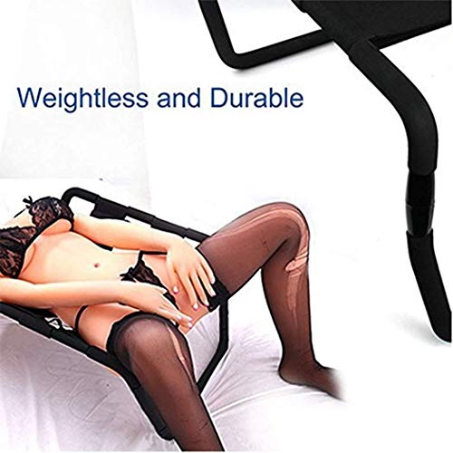 CS-DTXC Multifunktions-Weightless Stuhl for Paare Toys Liebes Position Hilfe Tragbarer Elastic Stuhl (Privacy Package) T-Shirt CS-DTXC