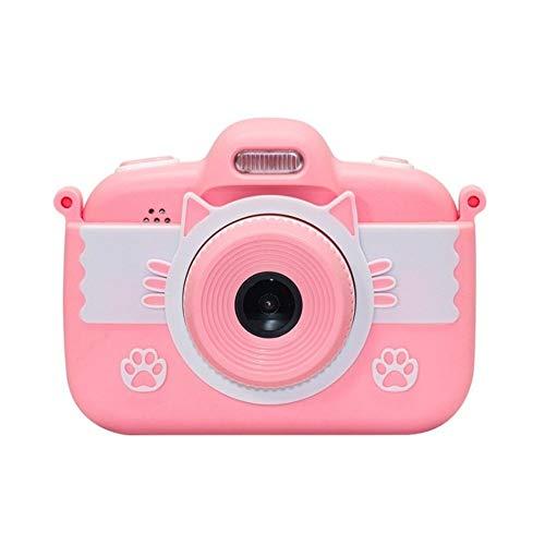 XinQing-niños cámara Mini cámara de los niños de 3,0 Pulgadas de Alta definición LCD 3000W cámara Digital de Pantalla táctil IPS Display for el Regalo Educación Niños for niños