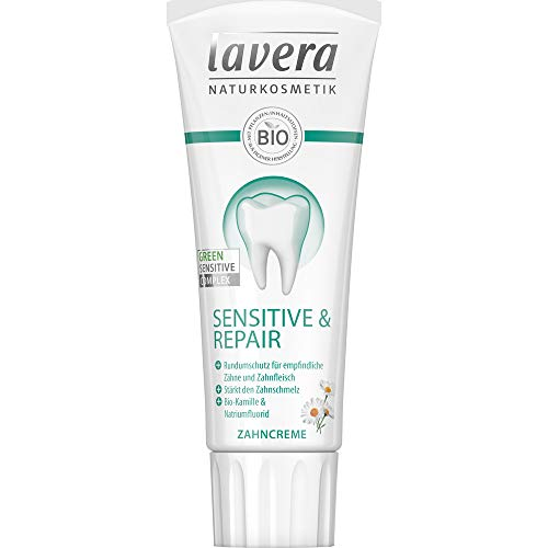 Lavera Bio Zahncreme Sensitive & Repair (2 x 75 ml)