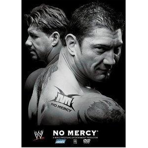 wwe no mercy 2005 dvd