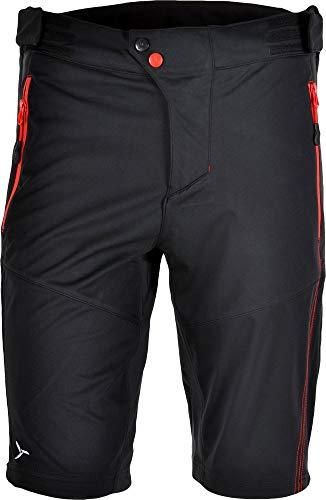 SILVINI Short Orco XL Noir/Rouge
