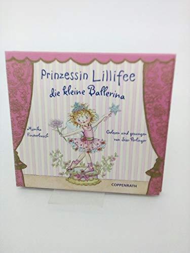 Coppenrath 7902 Hörbücher CD Hörbuch: Prinzessin Lillifee, die kleine Ballerina
