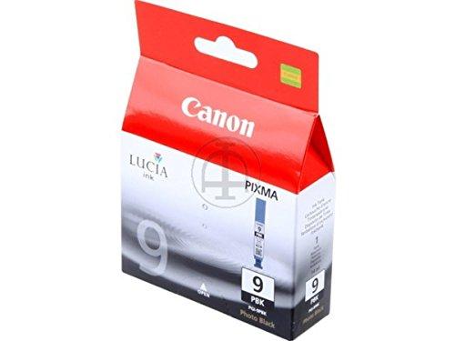 Canon Pixma MX 7600 PGI 9 PBK 1034 B 001 original Tintenpatrone schwarz hell 530 Seiten 14ml