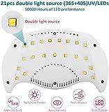 Zoom IMG-2 navanino lampada uv led fornetto