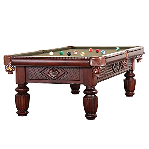 Billiard-Royal - Tavolo da piscina modello Apollo, 9 m, colore: Beige