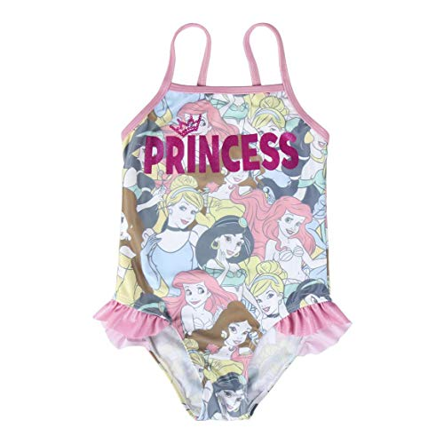 Cerdá Bañador Princess Trikini, Rosa (Rosa C07), 5 para Niñas