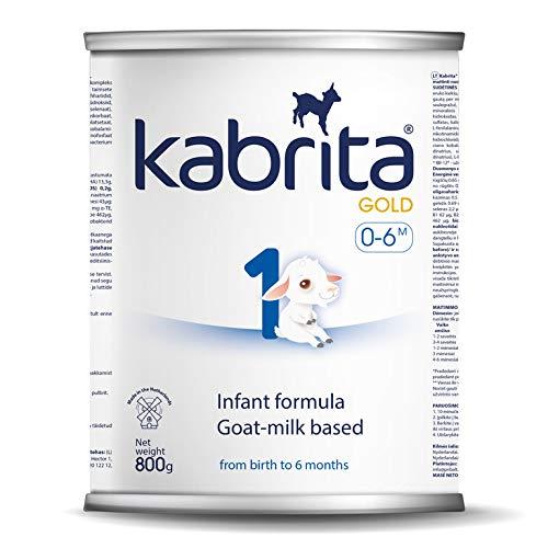 Kabrita Goat-Milk Based Infant Formula for Comfort Digestion for Children from 0 to 6 Months. (800 gr)