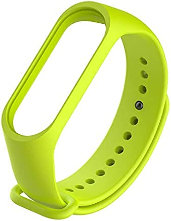 Jump Start Band for Xiaomi Mi Band 3 Bracelet, Silicon Sport Strap Wristband Accessories Colorful Compatible Mi Band 3 Accessories (Not for Mi1/2)