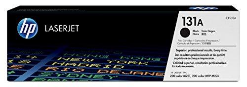 HP CF210A Toner 131A schwarz