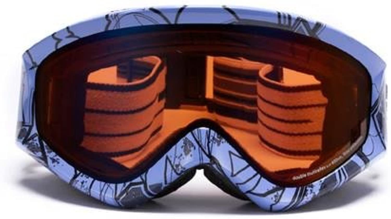 ShopSquare64 Nice FACE NF 125 Cylinder Snowboard Goggles Mask Skiing Motorcycle Predection Ski Anti UV