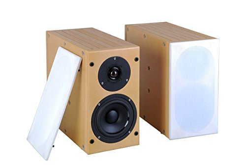 Find Discount TB Speaker D52-1 5 2-Way Ported Design - Bookshelf Speaker- DIY Kit- Pair