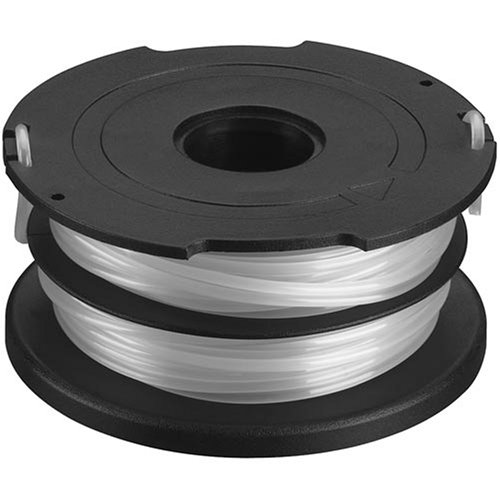 BLACK+DECKER Trimmer Line Replacement Spool, Dual Line, AFS .065-Inch (DF-065-BKP)