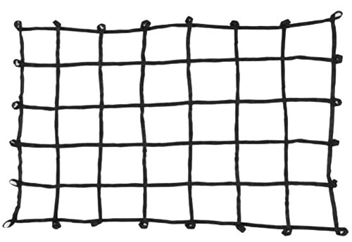 ProGrip Cargo Net for Mid-Size Truck Beds – Perfect for keeping bulky cargo secured