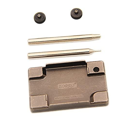 dodtazz オイルライター メンテナンス セット 交換 キット 簡単 工具 修理 社外品 (1個)