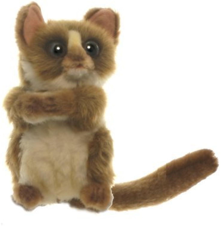 Tarsier Plush Soft Toy by Hansa. 15cm. 4558 by Hansa