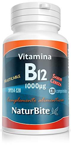VITAMINA B12 cianocobalamina 1000µg 120comp.