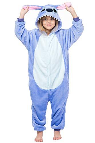 IUTOYYE - Mono, Pijama, disfraz, para dormir, Carnaval, Halloween, Navidad, fiesta, diseo de dibujo animado, unisex