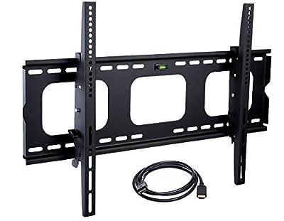 MOUNT-IT! NEW Universal Heavy Duty Premium Tilt Tilting Wall Mount Bracket