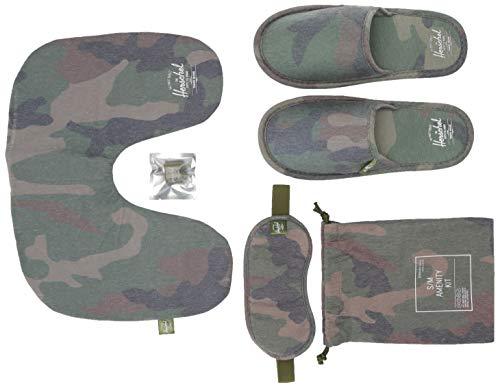 Herschel Supply Co. Amenity Kit S/m, Woodlang/Camouflage (grün) - 10542-02507-SM
