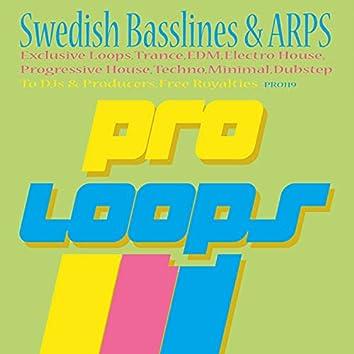 Swedish Basslines & Arps Tools