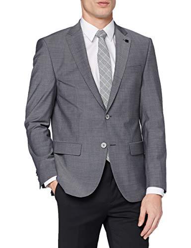 Daniel Hechter Herren Anzugsakko, Größe:60, Farbe:920 Grey