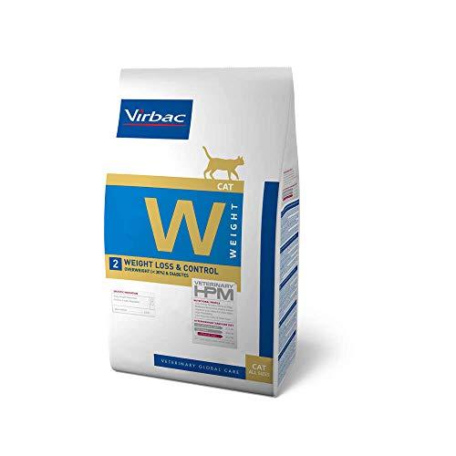 Virbac Veterinary HPM Cat Weight L&C Nourriture pour Chat Sac de 1,5 kg