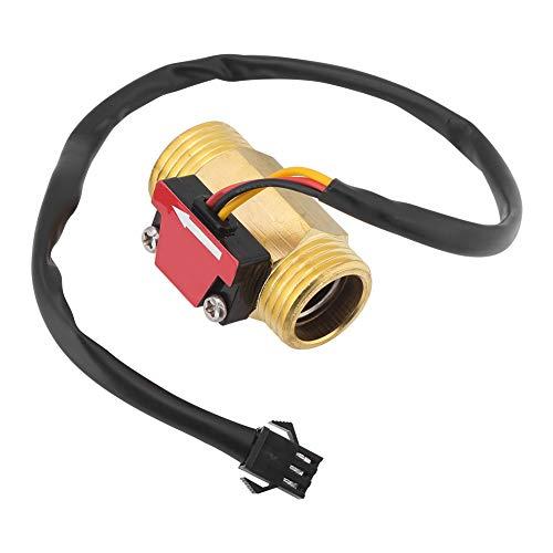 Durable magnético, 4,4 cm x 3 cm hecho de cobre termostático calentador de agua efecto pasillo líquido hecho de metal