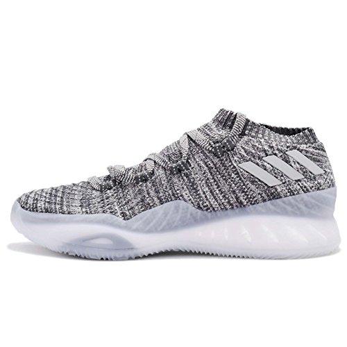 Adidas Crazy Explosive Low 2017 PK, Zapatillas de Baloncesto Hombre, Gris (Gridos/Gridos/Gricin 000), 52 2/3 EU