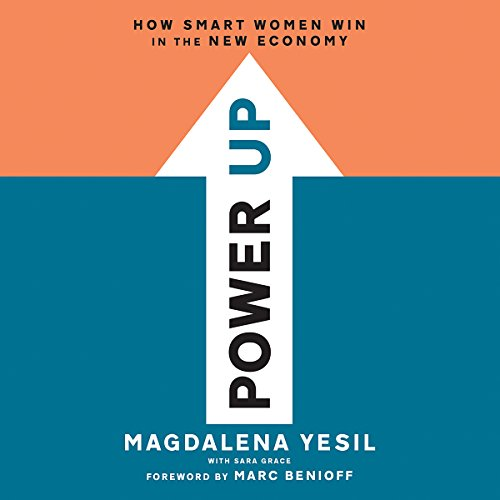 Power Up audiobook cover art